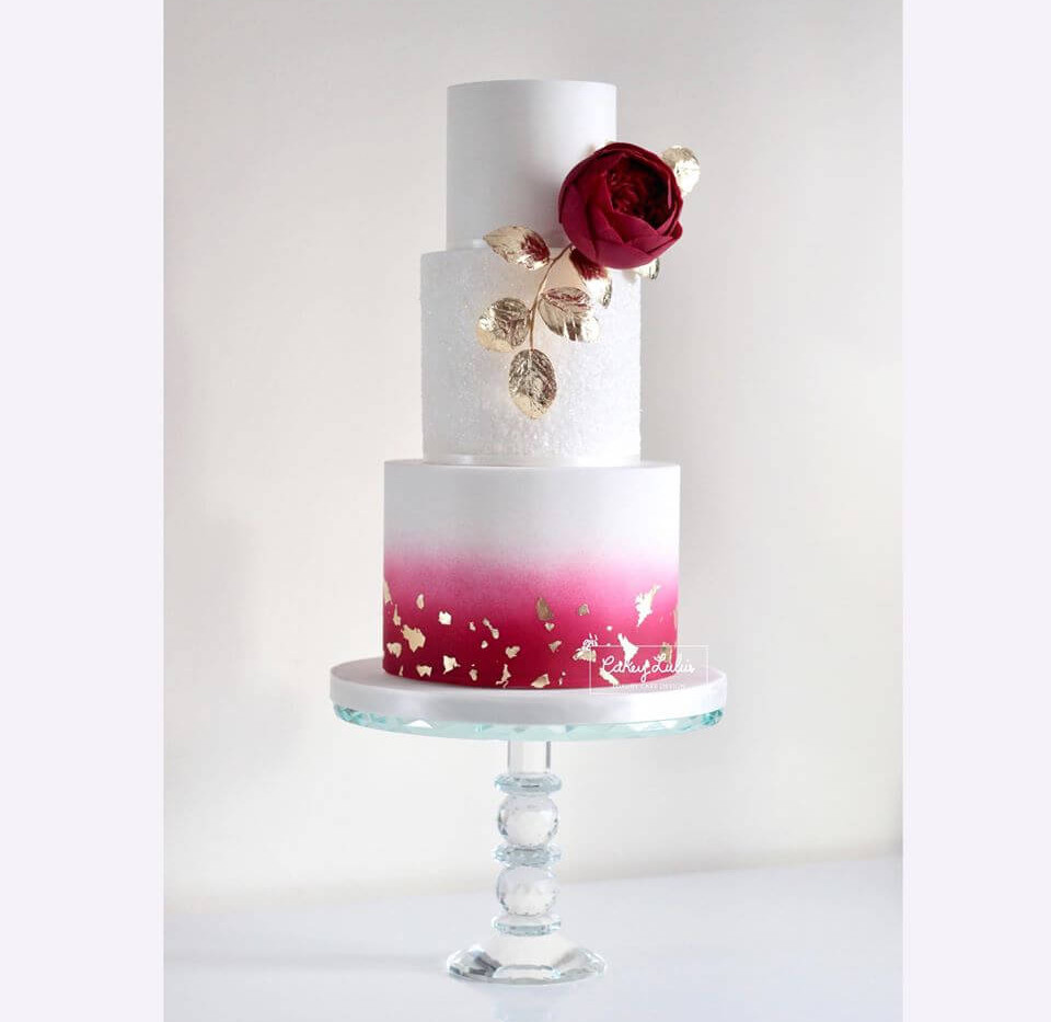 Cakey Lulu's - Luxury Wedding Cake Dorset