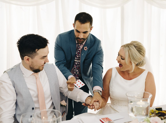 Magic By Alfie - Wedding Magician Dorset