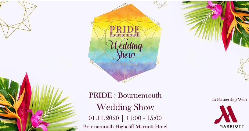 PRIDE : Bournemouth Wedding Show