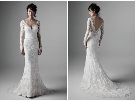 10 Wedding Dresses Giving Us The Winter Vibes