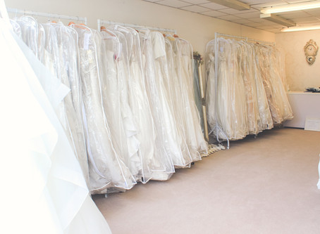 Meet The Newly Located 'Exclusively Yours Bridal Boutique'