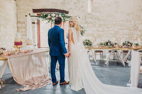 Luxury Rustic Wedding - Styled Shoot Blog