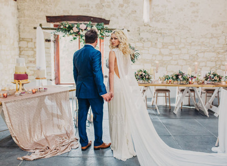 Styled Shoot - Rustic Luxe