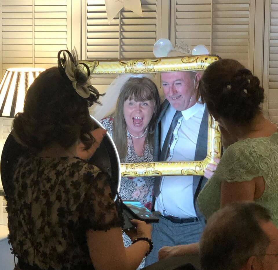Dorset Photo Booth - Wedding Entertainment