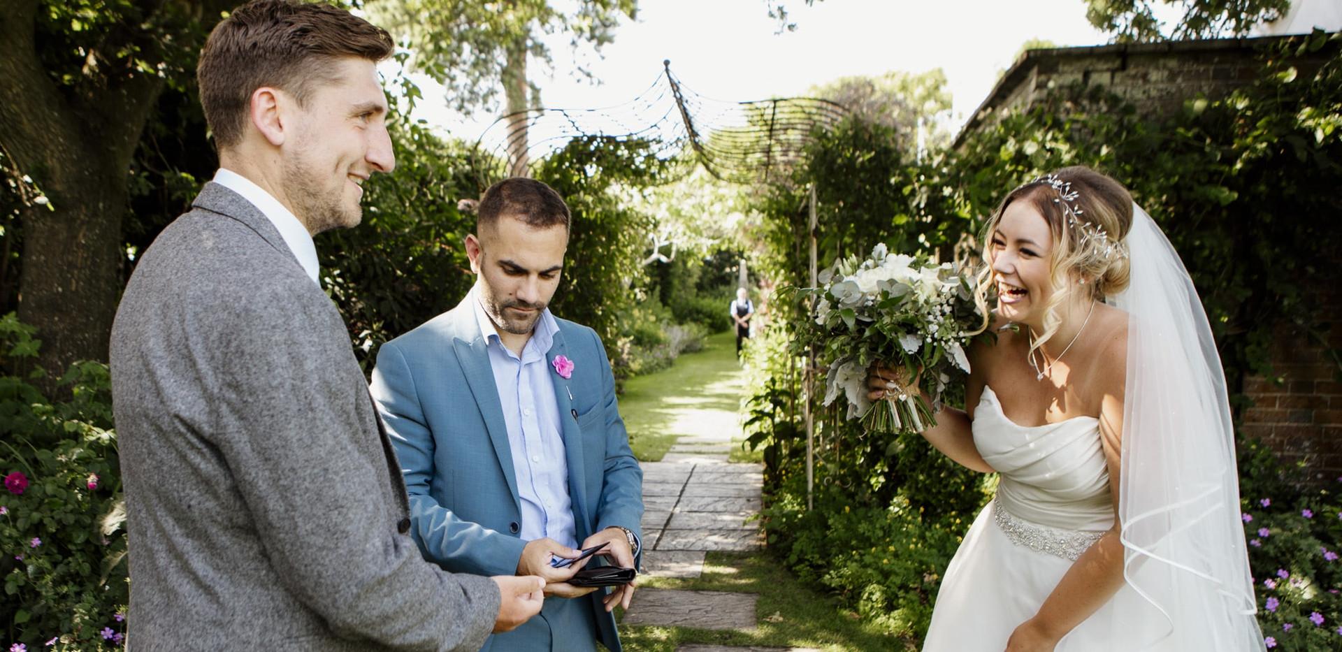 Magic By Alfie - Wedding Magician Dorset