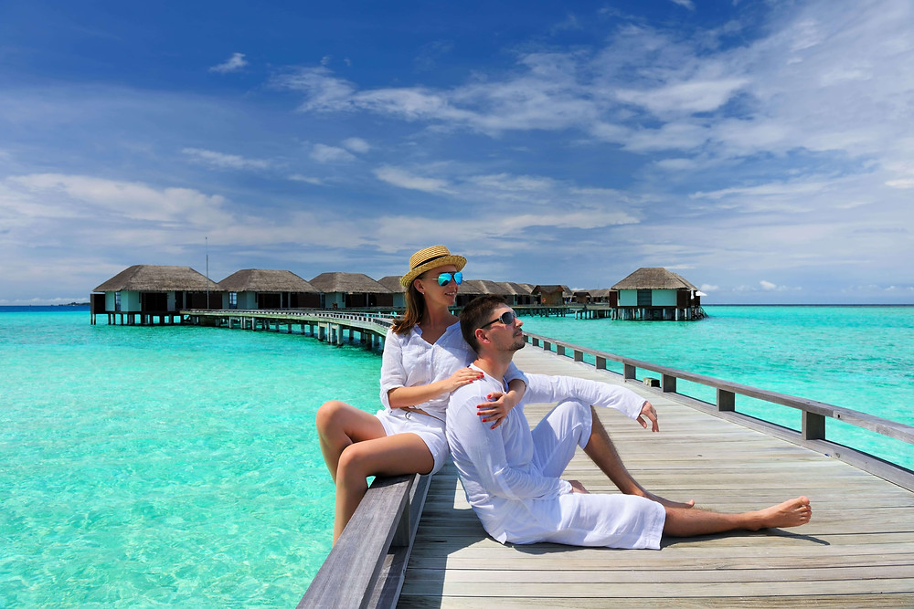 Honeymoon Inspiration - Maldives