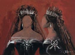 La Traviata. Act II scii DETAIL