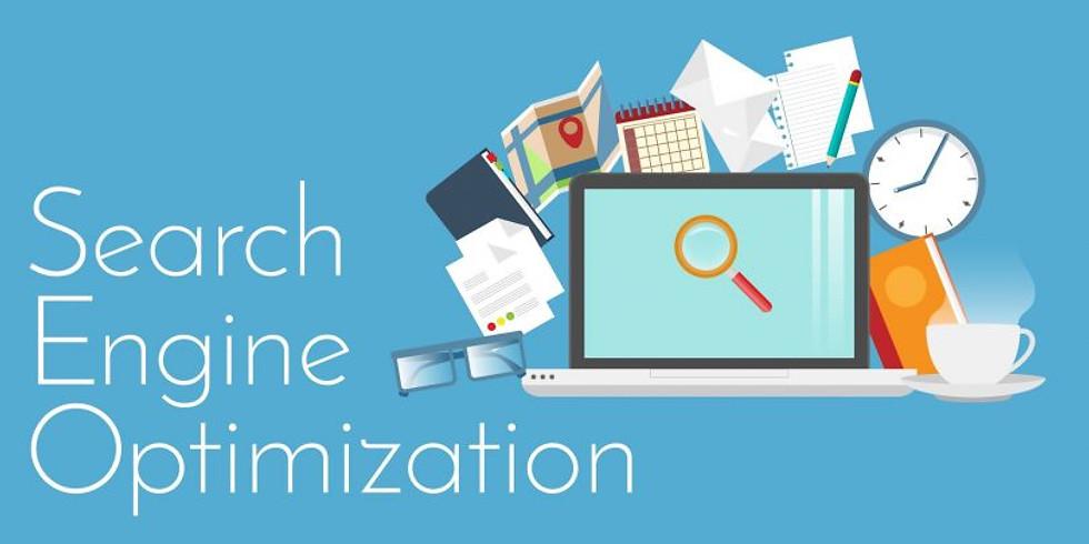 Webinar: Introduction to SEO Search Engine Optimization