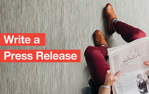 How to Write a Press Release That'll Get Your Story Covered