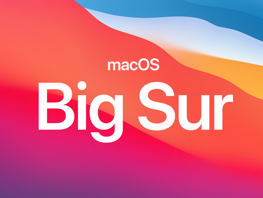 Overview of the New Mac OS Big Sur