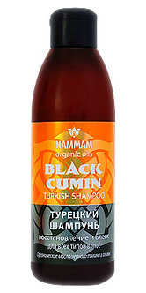 """Турецкий шампунь «Black Cumin """"Восстановление и блеск""""» для всех типов волос"""