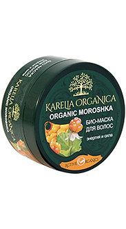 Био-маска для волос «Organic Moroshka» энергия и сила серии «Karelia Organica»