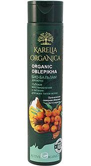 Био-бальзам для волос «Organic Oblepikha» глубокое восстановление и питание