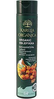 Био-шампунь «Organic Oblepikha» глубокое восстановление и питание