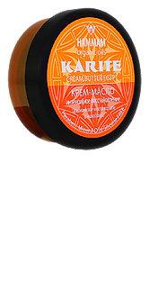 """Крем-масло «Кarite """"Интенсивное восстановление""""» серии «Hammam organic oils»"""