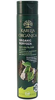 Био-бальзам для волос «Organic Beryoza» интенсивное укрепление и восстановление