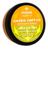 Скраб для тела «Green Coffee» серии «Hammam organic oils»