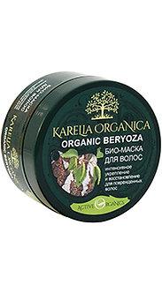Био-маска для волос «Organic Beryoza» интенсивное укрепление и восстановление
