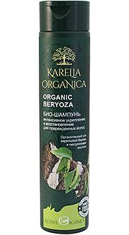 Био-шампунь «Organic Beryoza» интенсивное укрепление и восстановление