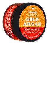 """Золотая марокканская маска для волос «Gold Argan """"Питание и уход""""» питание"""