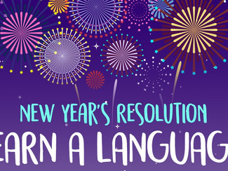 A New Year Resolution : Delaying Dementia through Language Learning