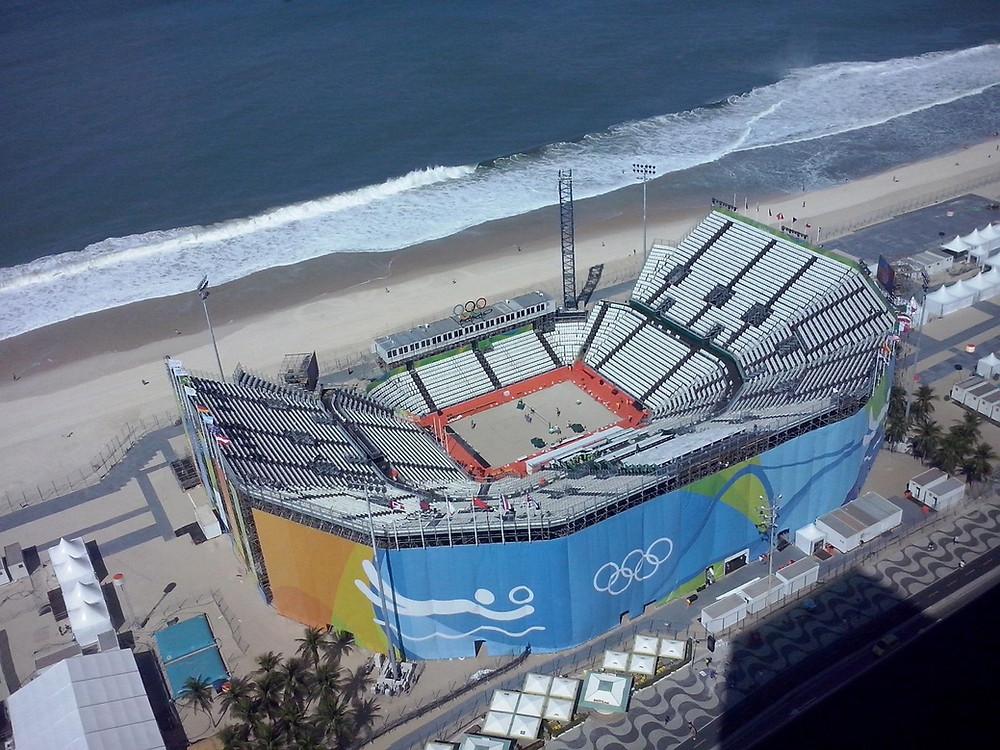 Copacabana Beach Volley