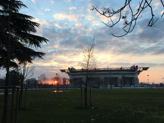 Milano - Un'estate di studio vicino allo Stadio