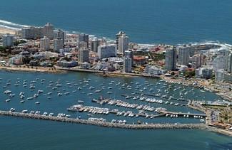 Hola desde Punta del Este !