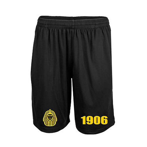 SPINXMAN BASKETBALL SHORTS