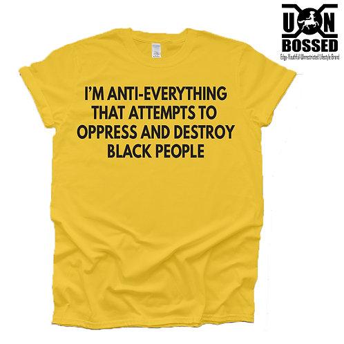 Anti-Oppression Shirt