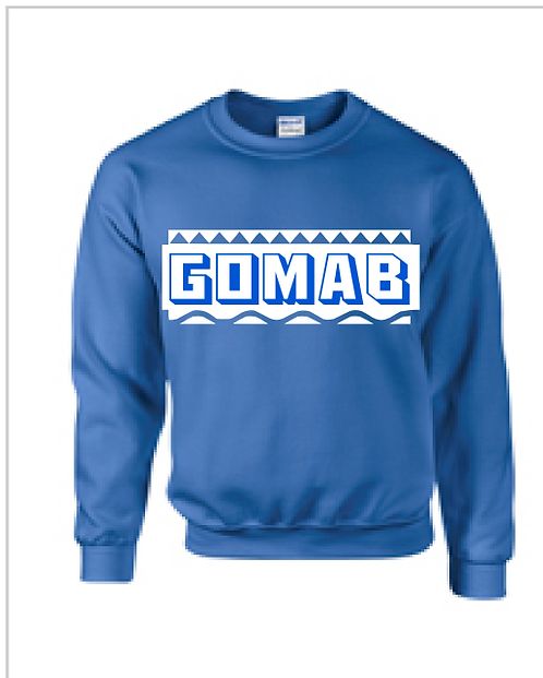 GOMAB FLASHBACK SWEATSHIRT