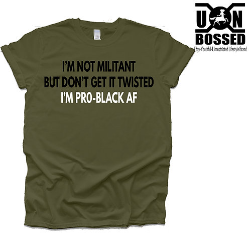 Pro-Black AF Shirt