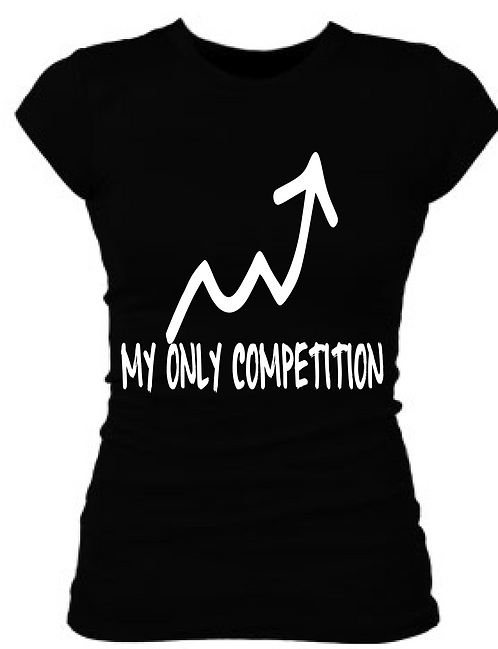 ONLY COMPETITION TSHIRT