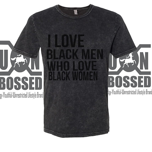LOVE BLACK MEN