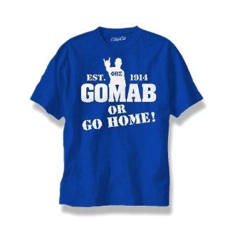 PHI BETA SIGMA GOMAB OR GO HOME-CI