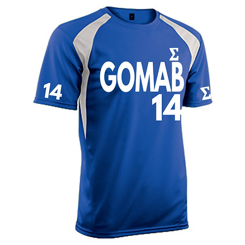 GOMAB SOCCER JERSEY