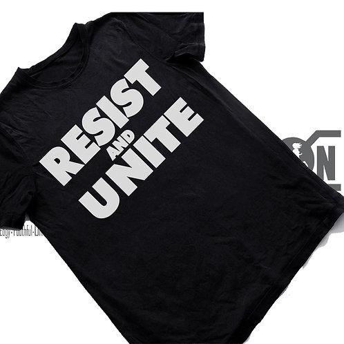 RESIST AND UNITE