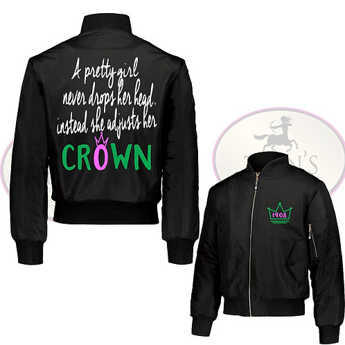 Sorority Queen Bomber