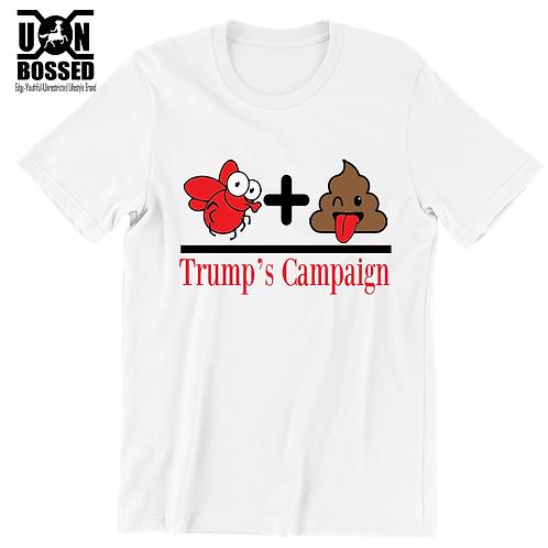 Flies And Crap Trump Shirt