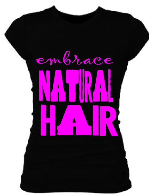 EMBRACE NATURAL HAIR