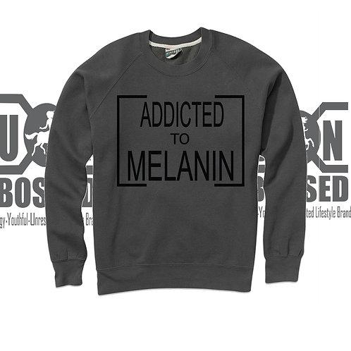 ADDICTED TO MELANIN