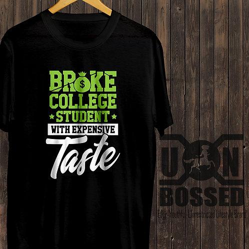 BROKE COLLEGE STUDENT DESIGN