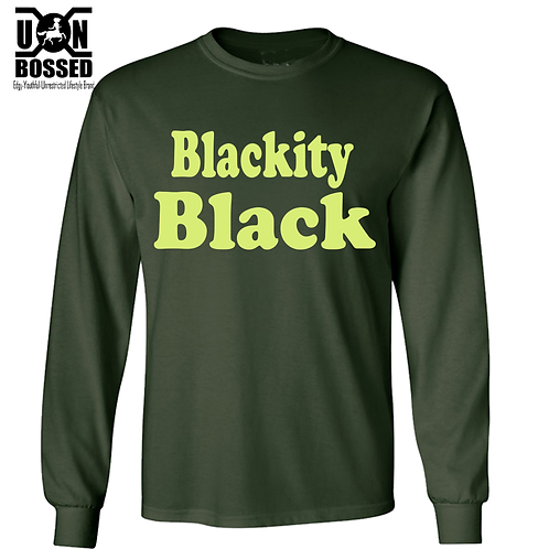 Blackity Black Shirt (LIMITED EDITION)