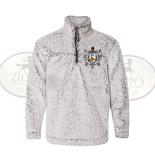 SORORITY SHERPA JACKET