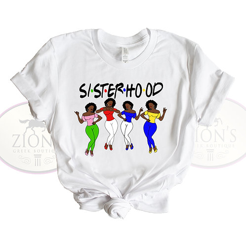 SISTERHOOD UNITY DESIGN