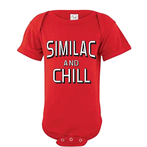 SIMILAC AND CHILL