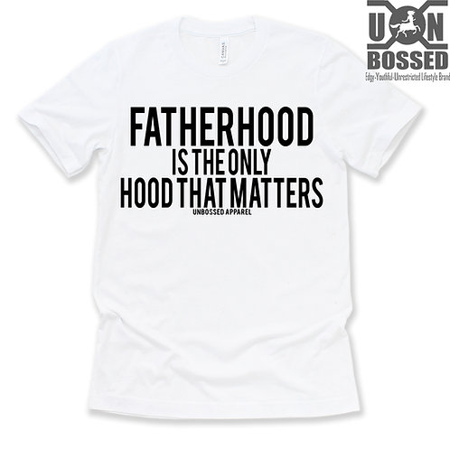 THE ONLY HOOD T-SHIRT