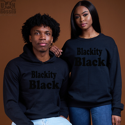 Blackity Black Limited Edition Shirt