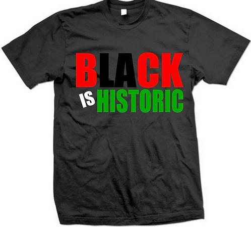 HISTORIC BLACK