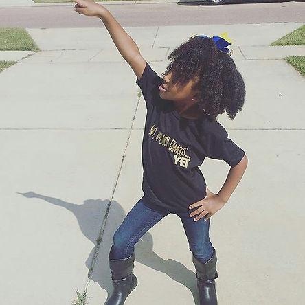 melanin tshirt by black owned tshirt company unbossed apparel
